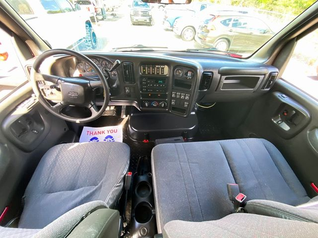 2009 Chevrolet CC5500 Rollback Madison, NC 33