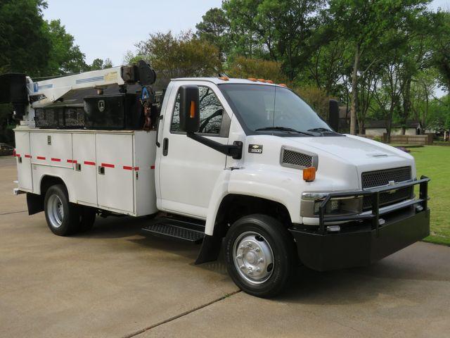 2009 Chevrolet C5500 Service Body Truck