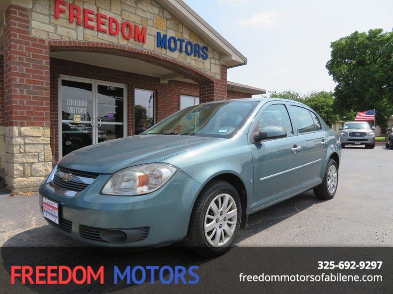 2009 Chevrolet Cobalt LT w/1LT | Abilene, Texas | Freedom Motors  in Abilene Texas