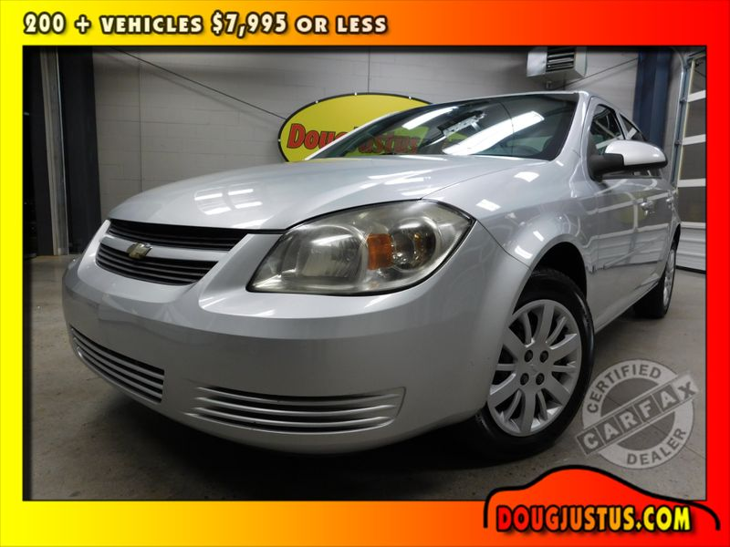 2009 Chevrolet Cobalt LT w1LT  city TN  Doug Justus Auto Center Inc  in Airport Motor Mile ( Metro Knoxville ), TN