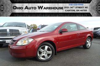 2009 Chevrolet Cobalt Coupe LT Sunroof 63K LOW MILES 33MPG We Finance | Canton, Ohio | Ohio Auto Warehouse LLC in Canton Ohio