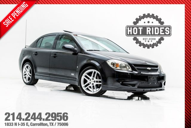2009 Chevrolet Cobalt SS Sedan Turbocharged in Carrollton, TX 75006
