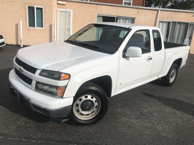 2009 Chevrolet Colorado Truck