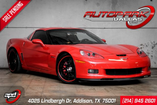 2009 Chevrolet Corvette Z06 w/2LZ Kooks Headers,Cammed & Modular Wheels
