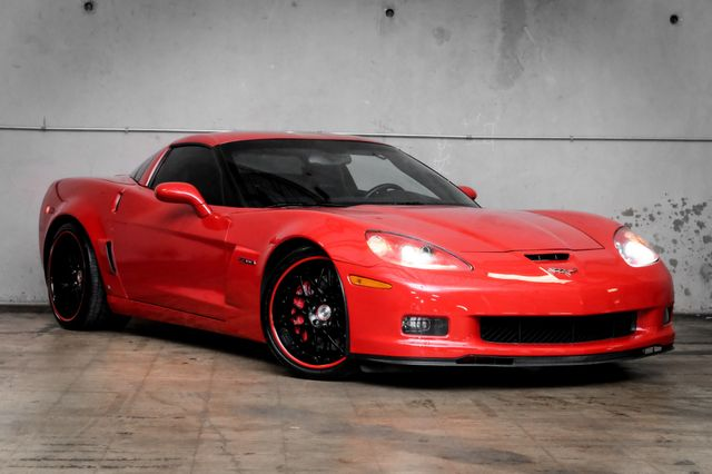 2009 Chevrolet Corvette Z06 w/2LZ Kooks Headers,Cammed & Modular Wheels in Addison, TX 75001