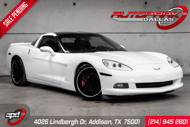 2009 Chevrolet Corvette Headers, Exhaust & More in Addison, TX 75001