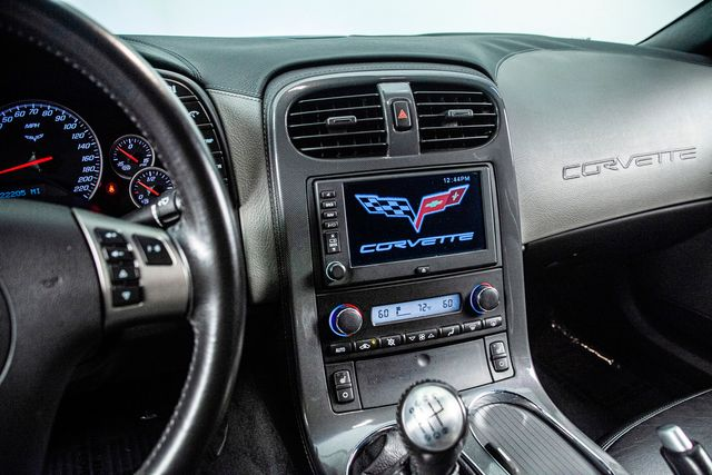 2009 Chevrolet Corvette ZR1 3ZR in Addison, TX 75001