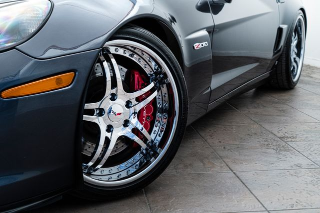 2009 Chevrolet Corvette Z06 2LZ Procharged With CCW Wheels in Addison, TX 75001