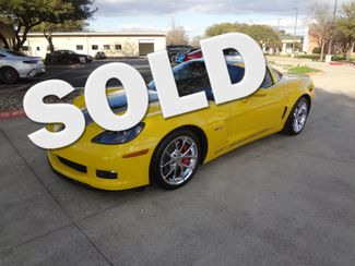 2009 Chevrolet Corvette Z06 w/3LZ GT1 Austin , Texas