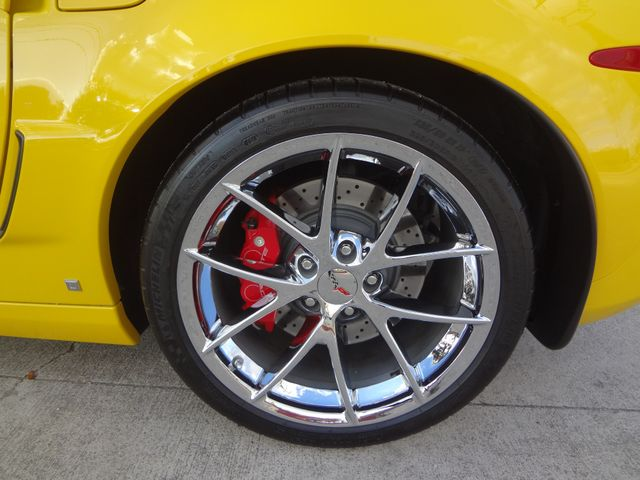 2009 Chevrolet Corvette Z06 w/3LZ GT1 Austin , Texas 11