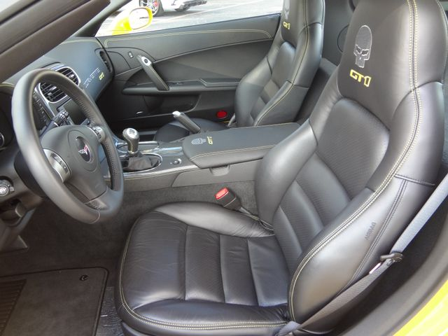 2009 Chevrolet Corvette Z06 w/3LZ GT1 Austin , Texas 18