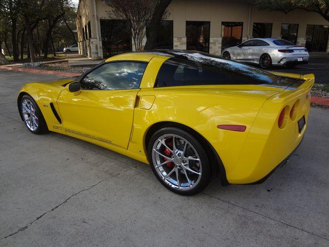2009 Chevrolet Corvette Z06 w/3LZ GT1 Austin , Texas 2