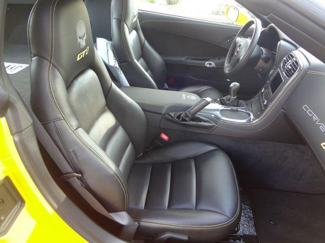 2009 Chevrolet Corvette Z06 w/3LZ GT1 Austin , Texas 24