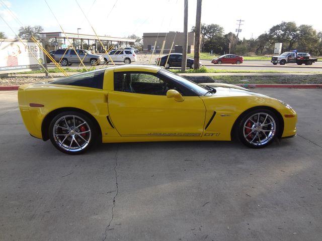 2009 Chevrolet Corvette Z06 w/3LZ GT1 Austin , Texas 6