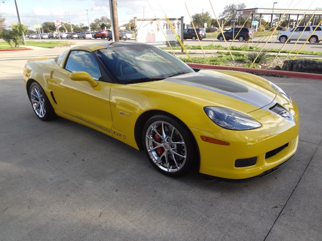 2009 Chevrolet Corvette Z06 w/3LZ GT1 Austin , Texas 7
