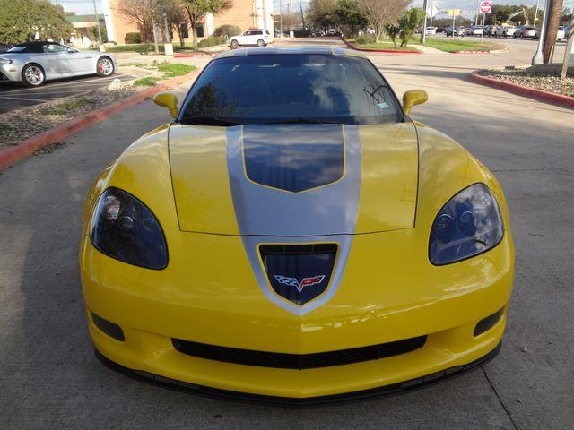 2009 Chevrolet Corvette Z06 w/3LZ GT1 Austin , Texas 8