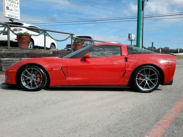 2009 Chevrolet Corvette Z06 w/1LZ Boerne, Texas 10