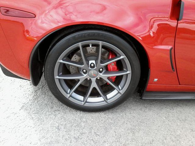 2009 Chevrolet Corvette Z06 w/1LZ Boerne, Texas 43