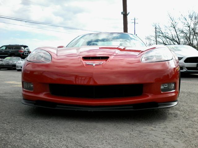2009 Chevrolet Corvette Z06 w/1LZ Boerne, Texas 4