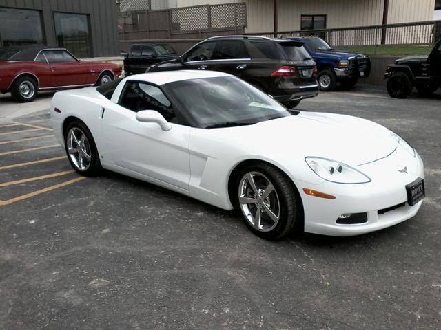 2009 Chevrolet Corvette w/3LT Boerne, Texas 2