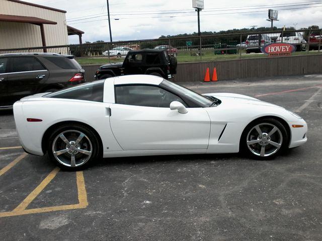 2009 Chevrolet Corvette w/3LT Boerne, Texas 3