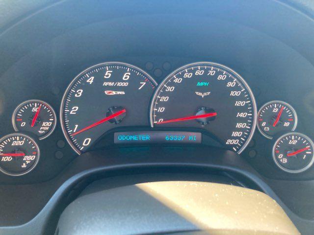 2009 Chevrolet Corvette Z06 w/3LZ in Boerne, Texas 78006