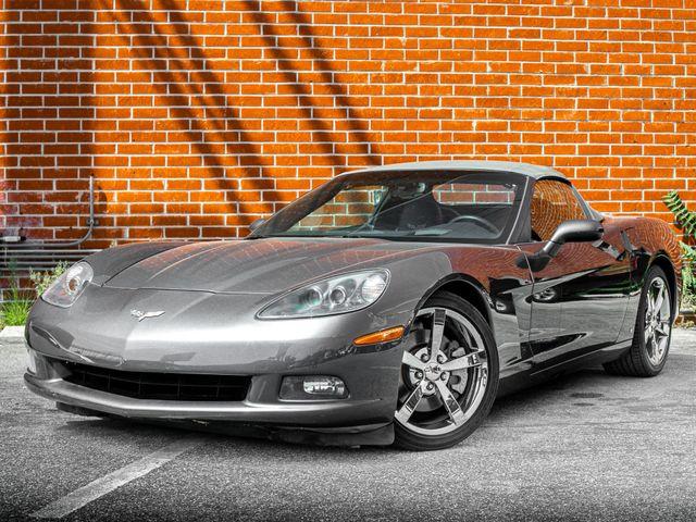2009 Chevrolet Corvette w/3LT Burbank, CA 1