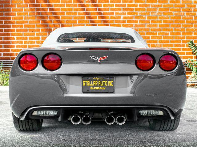 2009 Chevrolet Corvette w/3LT Burbank, CA 4