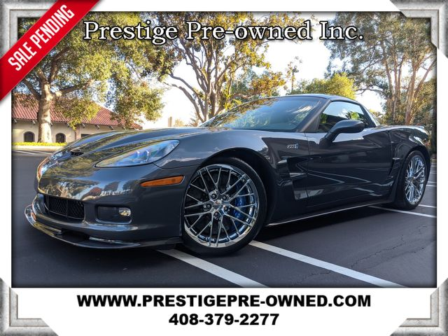 2009 Chevrolet CORVETTE ZR1 w/3ZR in Campbell, CA 95008