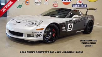 2009 Chevrolet Corvette Z06 w/2LZ 6 SPD,CAM,HEADERS,C/A INTAKE,BLK WHLS... in Carrollton TX, 75006