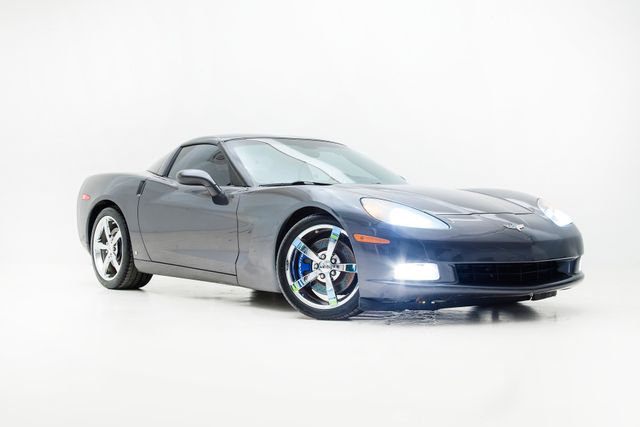2009 Chevrolet Corvette 2LT Z51 in TX, 75006