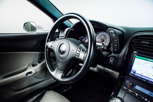 2009 Chevrolet Corvette 2LT With Upgrades in Carrollton, TX 75006