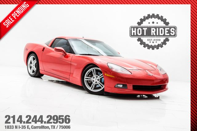 2009 Chevrolet Corvette Cammed With Upgrades