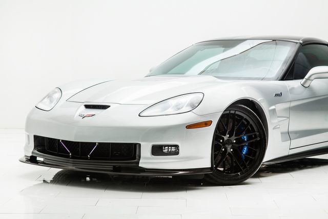 2009 Chevrolet Corvette ZR1 3ZR With Upgrades in Carrollton, TX 75006