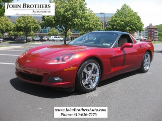 2009 Sold Chevrolet Corvette w/3LT Conshohocken, Pennsylvania