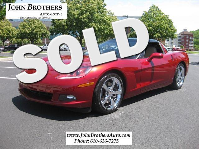 2009 Sold Chevrolet Corvette w/3LT Conshohocken, Pennsylvania