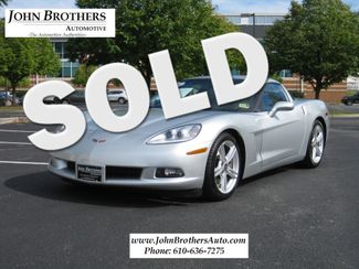 2009 Sold Chevrolet Corvette w/2LT Z51 Conshohocken, Pennsylvania