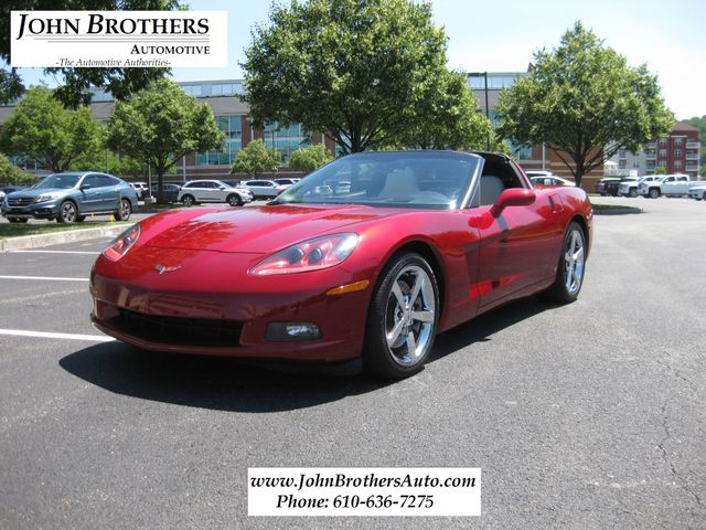 2009 Sold Chevrolet Corvette w/3LT Z51 Conshohocken, Pennsylvania