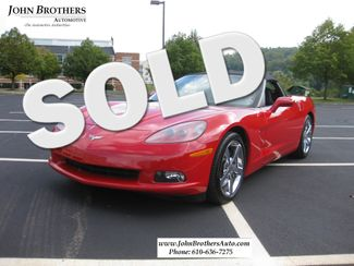 2009 Sold Chevrolet Corvette Convertible w/3LT Conshohocken, Pennsylvania