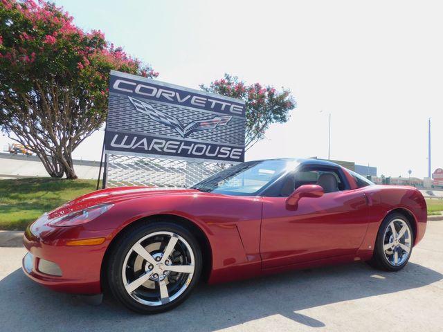 2009 Chevrolet Corvette Coupe 3LT, NAV, Auto, Glass Top, Chromes 62k in Dallas, Texas 75220