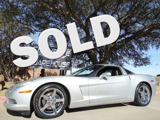 2009 Chevrolet Corvette Coupe Auto, Chrome Wheels, NICE!   Dallas, Texas   Corvette Warehouse  in Dallas Texas