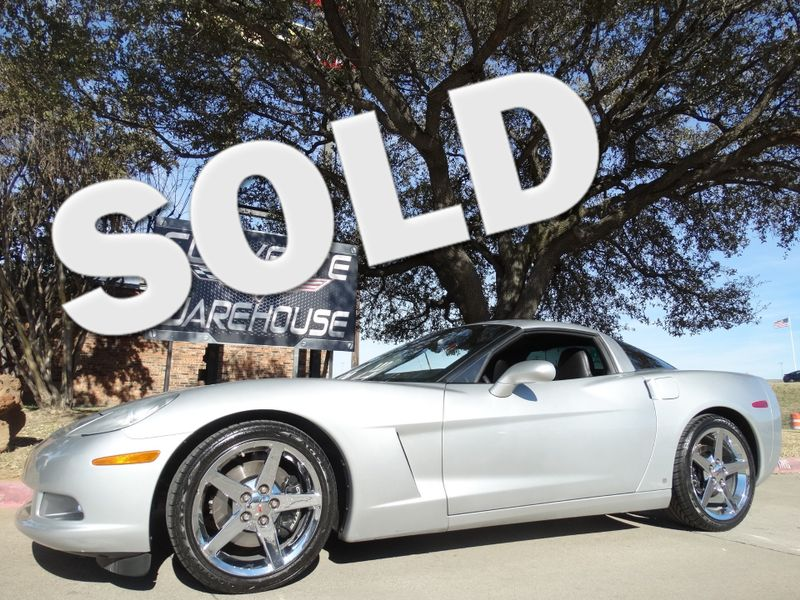 2009 Chevrolet Corvette Coupe Auto, Chrome Wheels, NICE! | Dallas, Texas | Corvette Warehouse