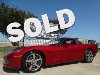 2009 Chevrolet Corvette Coupe 2LT, Z51, NPP, Auto, Chromes 17k!   Dallas, Texas   Corvette Warehouse  in Dallas Texas