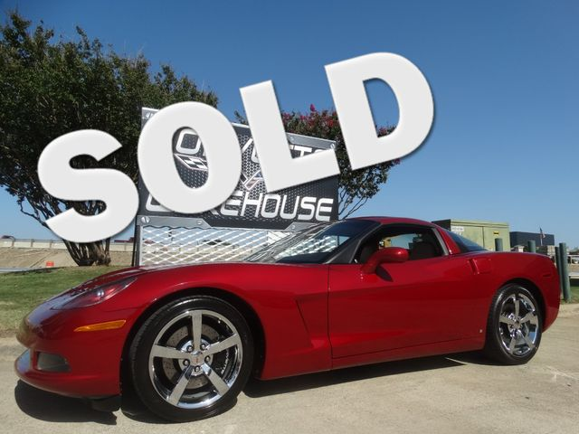 2009 Chevrolet Corvette Coupe 2LT, Z51, NPP, Auto, Chromes 17k! | Dallas, Texas | Corvette Warehouse  in Dallas Texas