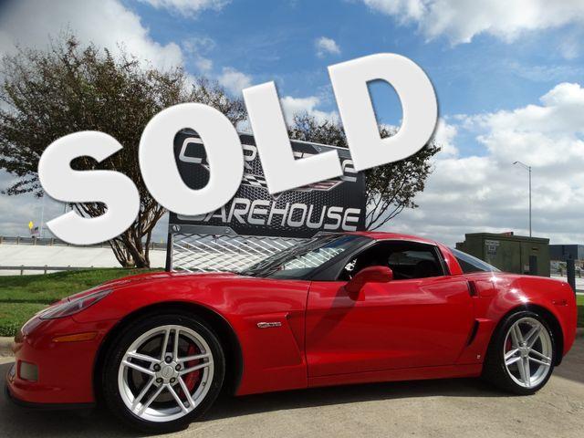 2009 Chevrolet Corvette Z06 Hardtop, 2LZ, NAV, Alloy Wheels! | Dallas, Texas | Corvette Warehouse  in Dallas Texas