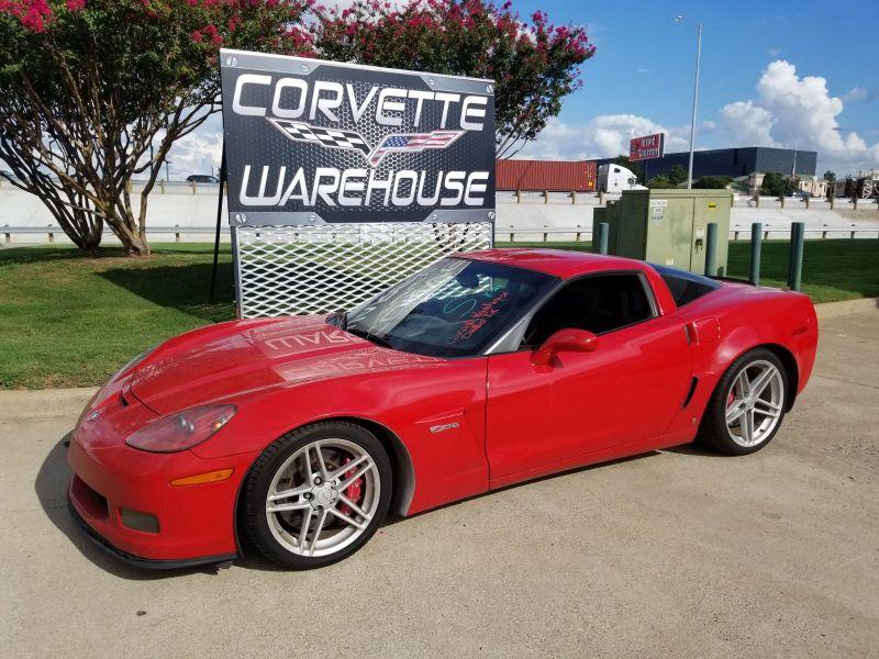 2009 Chevrolet Corvette Z06 Hardtop, 2LZ, NAV, Alloy Wheels! | Dallas, Texas | Corvette Warehouse