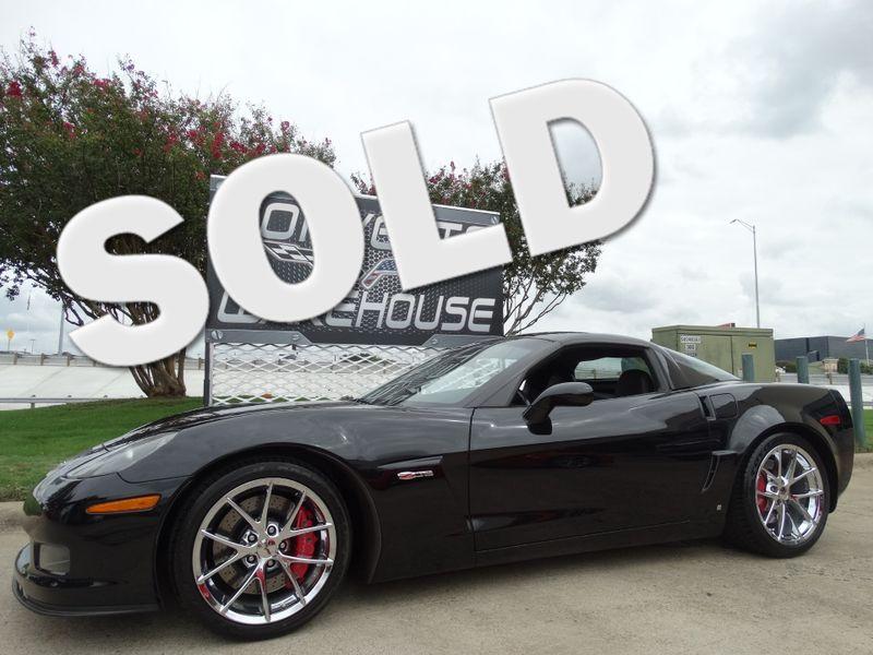 2009 Chevrolet Corvette Z06 Hardtop 3LZ, NAV, Spyder Chromes 31k!   Dallas, Texas   Corvette Warehouse