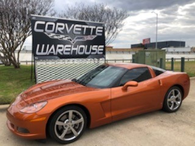 2009 Chevrolet Corvette Coupe 3LT, F55, NAV, NPP, Auto, Chromes, Only 32k! | Dallas, Texas | Corvette Warehouse  in Dallas Texas