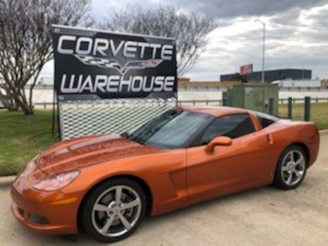 2009 Chevrolet Corvette Coupe 3LT, F55, NAV, NPP, Auto, Chromes, Only 32k!   Dallas, Texas   Corvette Warehouse  in Dallas Texas