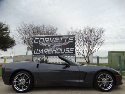 2009 Chevrolet Corvette 3LT, Z51, 6 Speed,  NPP, Spyder Chromes, 22k! | Dallas, Texas | Corvette Warehouse  in Dallas, Texas